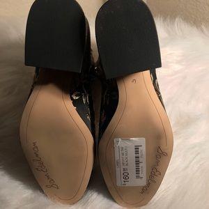 Sam Edelman Shoes - NWT Sam Edelman Saye Te Black Multi sz 6